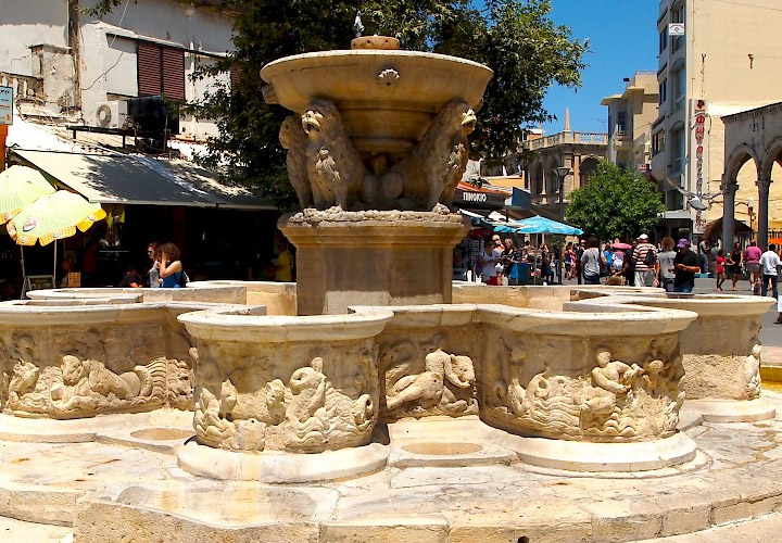 Heraklion city tour